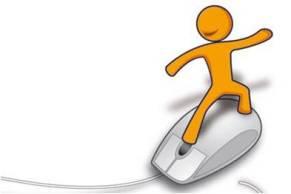 surf sur le net